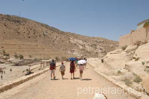 Photos of Petra, Jordan