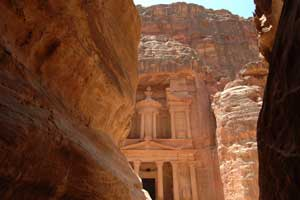 1.5 day tour of Petra