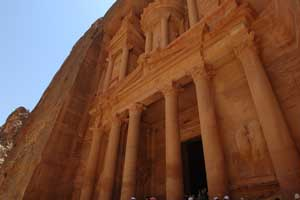 One day tour of Petra